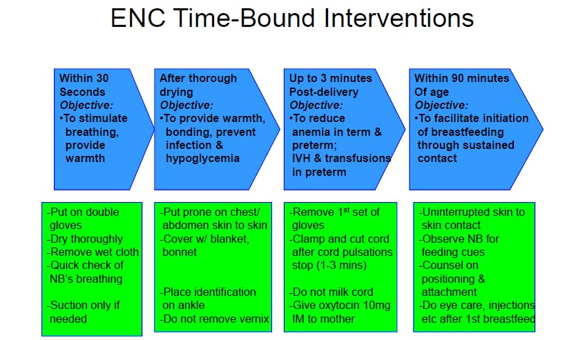 essential newborn care in the philippines Barriers to the implementation of essential intrapartum and newborn care protocol (einc) in public and private hospitals in  philippines has been seen as more .